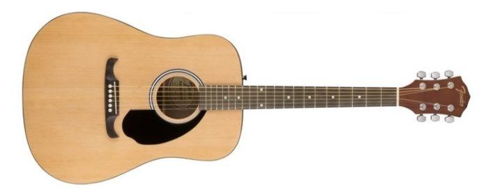 гитара с формой корпуса дредноут