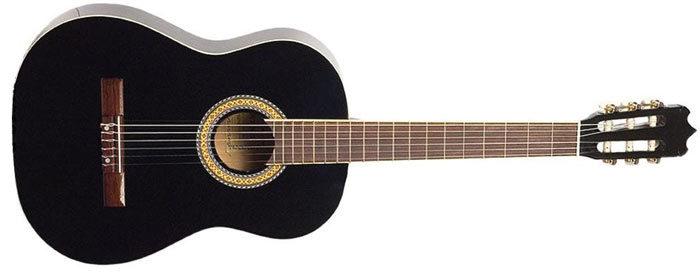 форма корпуса классической гитары